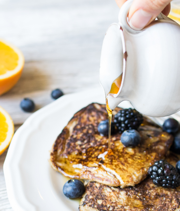 5 Ingredient Paleo French Toast | Reclaiming Yesterday