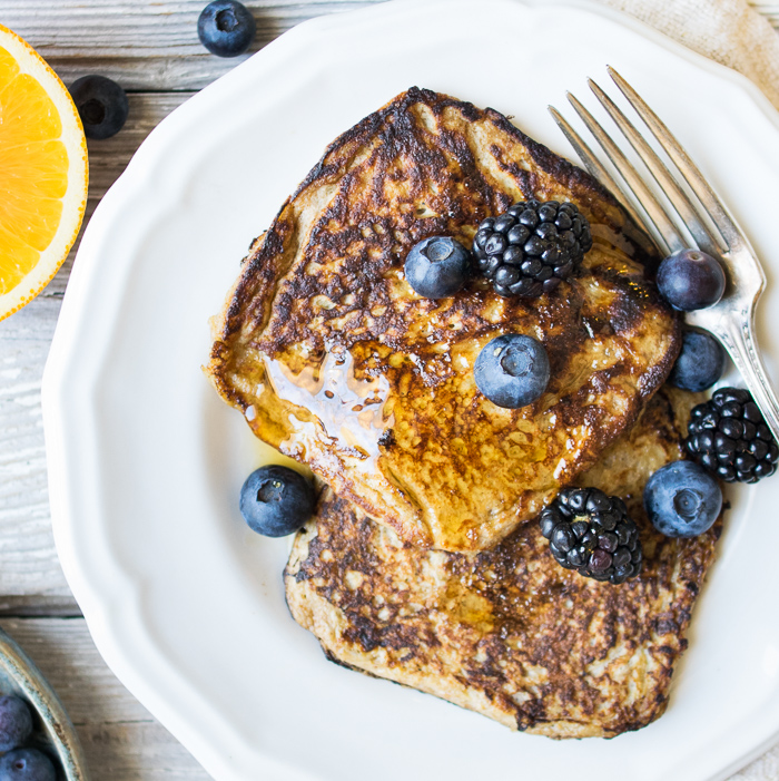 5 Ingredient Paleo French Toast   Reclaiming Yesterday