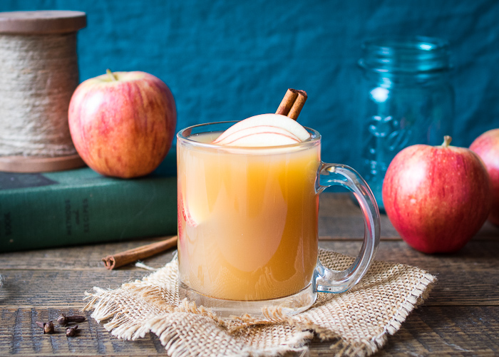Sleepy Time Spiced Apple Cider | Reclaiming Yesterday