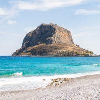 Visiting Monemvasia, Greece