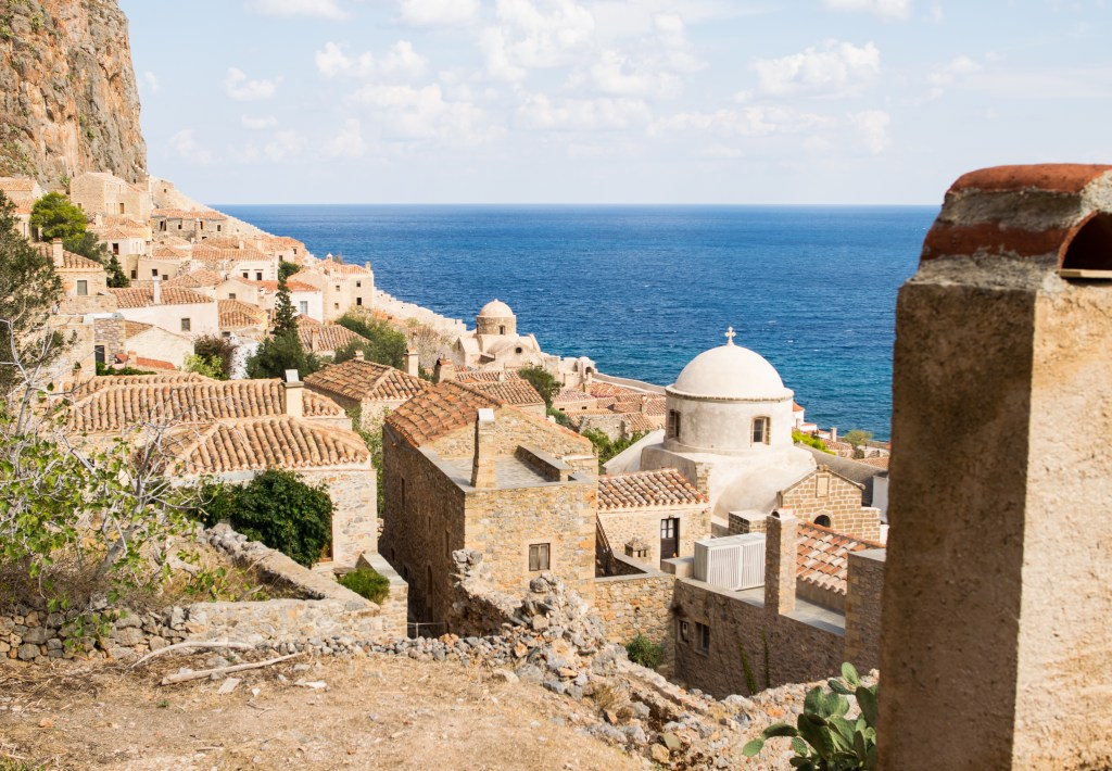 Visiting Monemvasia, Greece | Reclaiming Yesterday