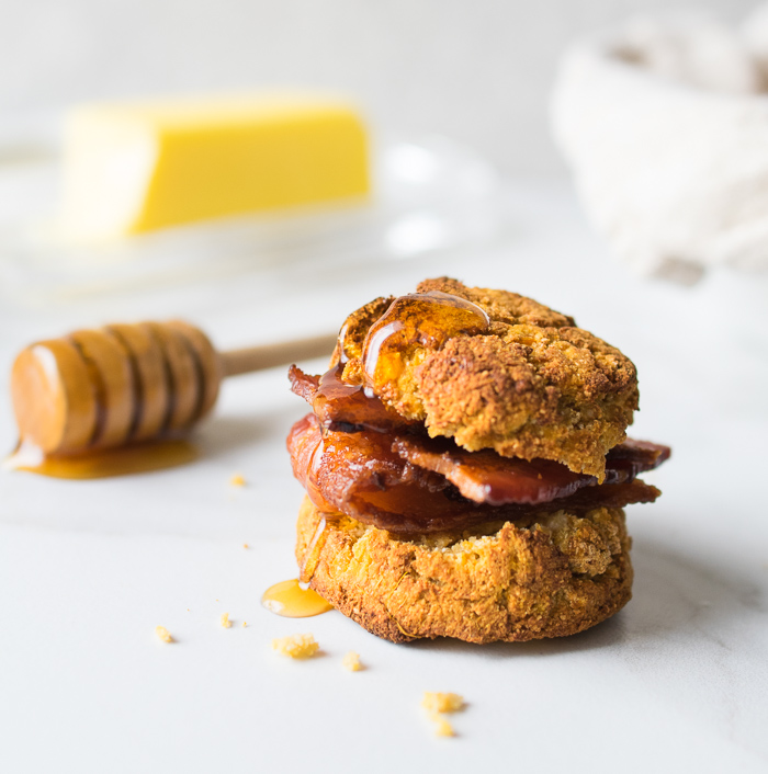 Paleo Sweet Potato Biscuits | Reclaiming Yesterday
