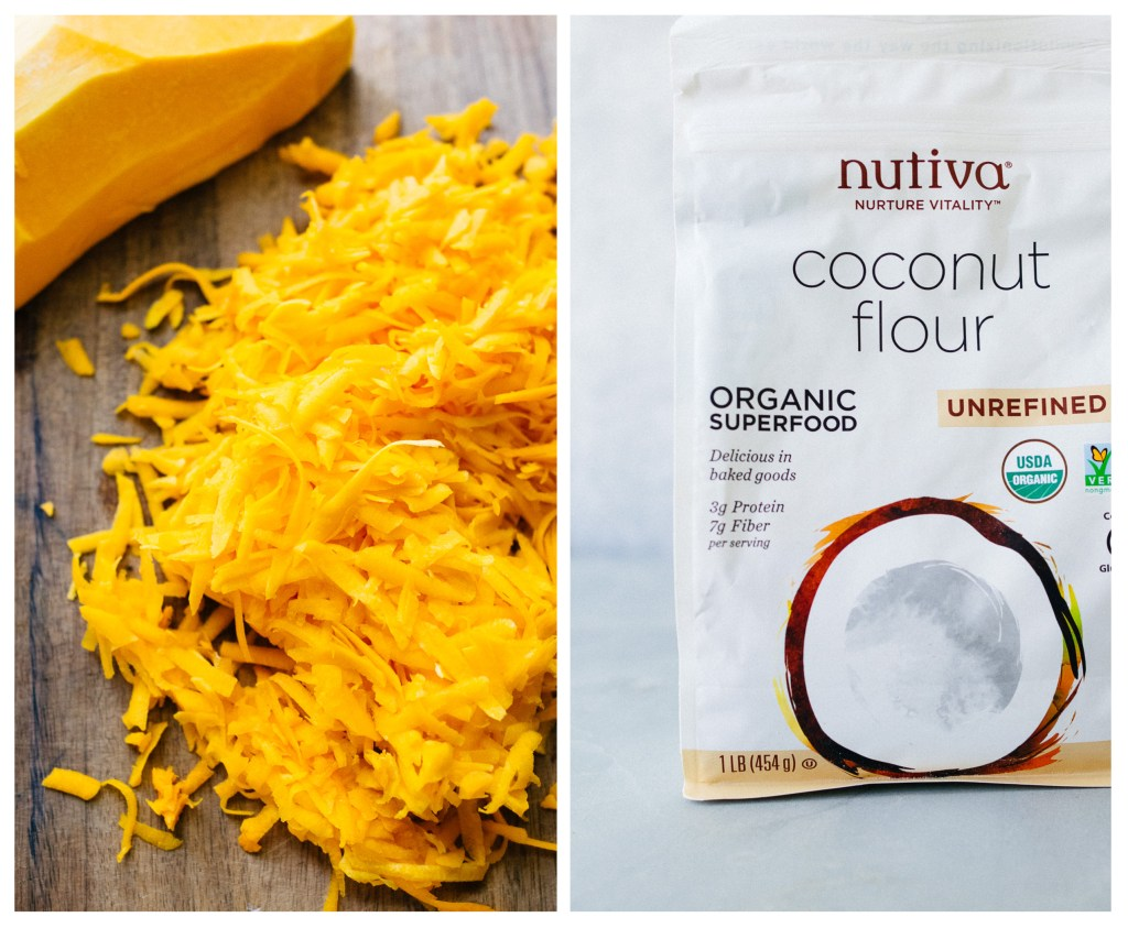 Butternut Squash and Coconut Flour | Reclaiming Yesterday