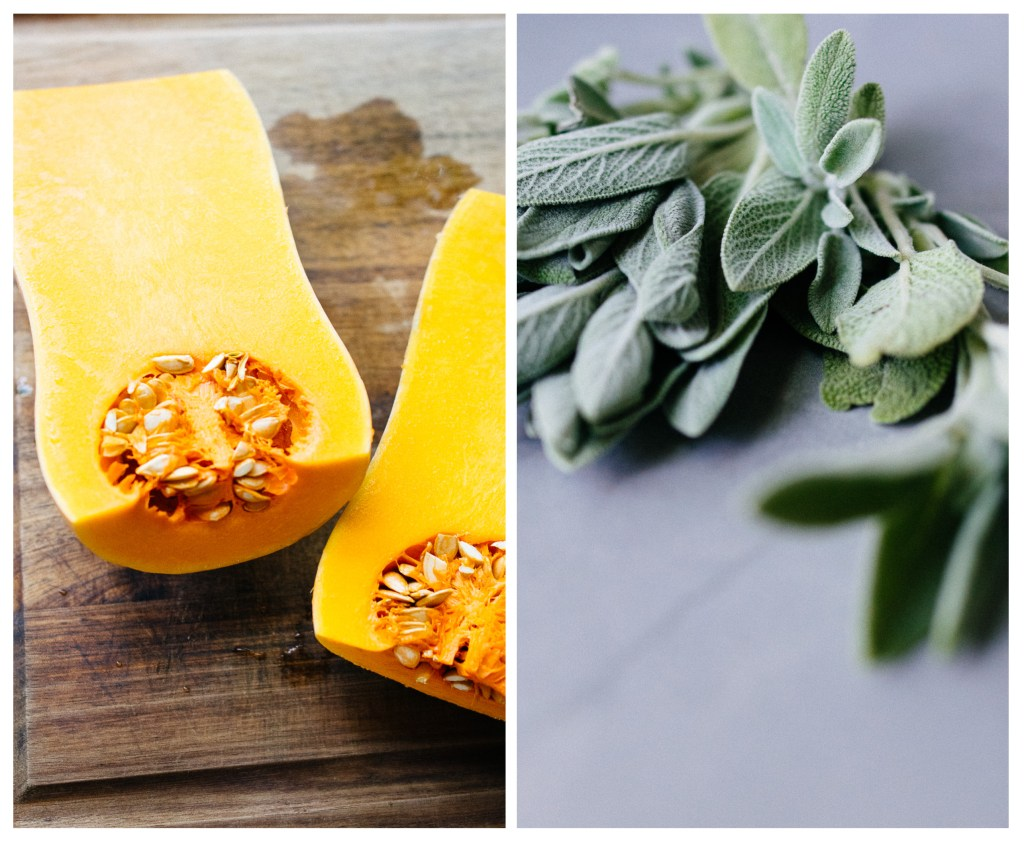 Butternut Squash and Sage | Reclaiming Yesterday