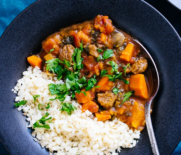 Instant Pot Moroccan Lamb Stew Paleo Whole30 Reclaiming Yesterday