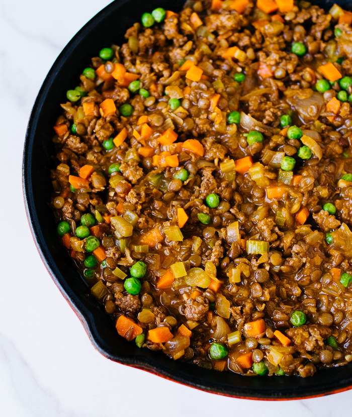 Budget Friendly Shepard's Pie | Reclaiming Yesterday