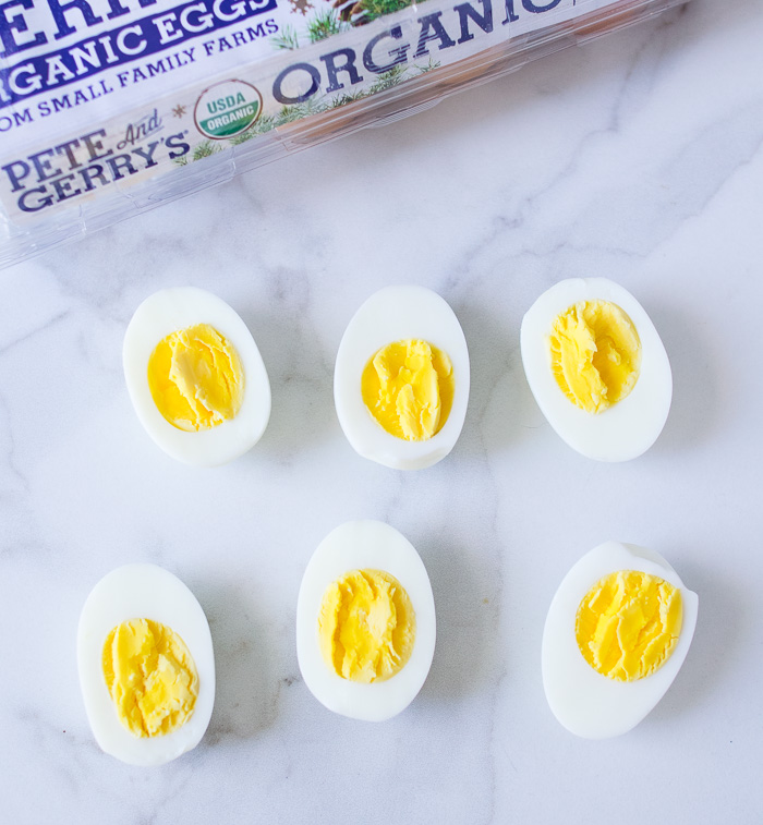Instant Pot Boiled Eggs | Reclaiming Yesterday