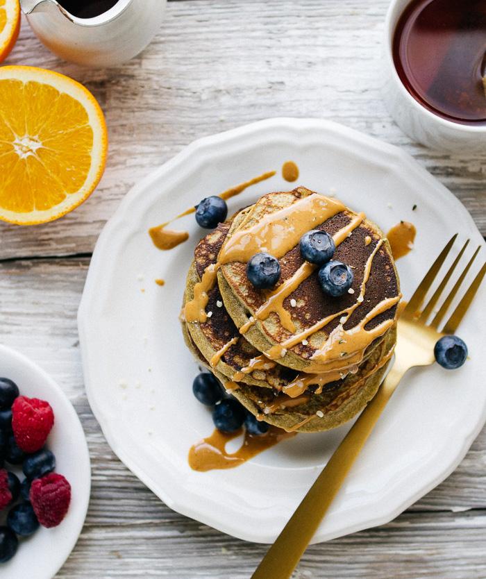 Paleo Hemp Protein Pancakes | Reclaiming Yesterday