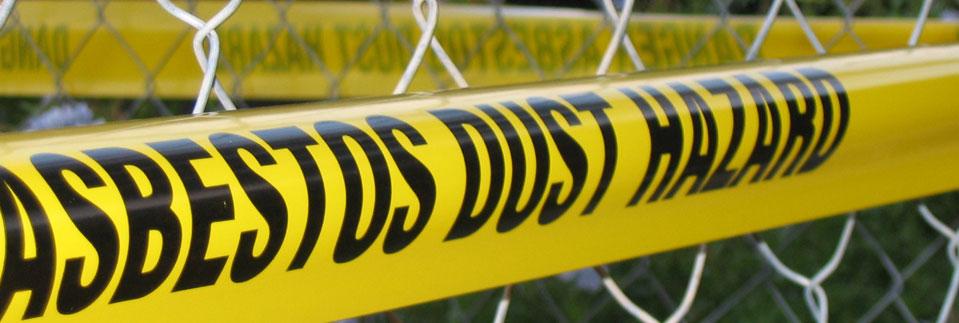 asbestos surveys uk ireland