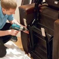 How To Fix A Squeaky Recliner Fixing A Squeaky Rocker