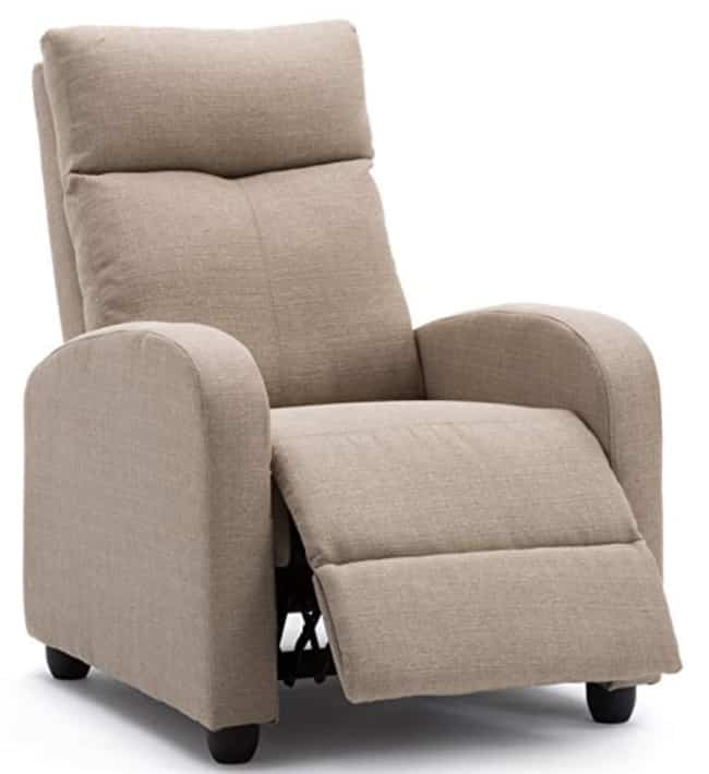 Best 10 Cheap Recliners under 100  2019 Reviews  Guide