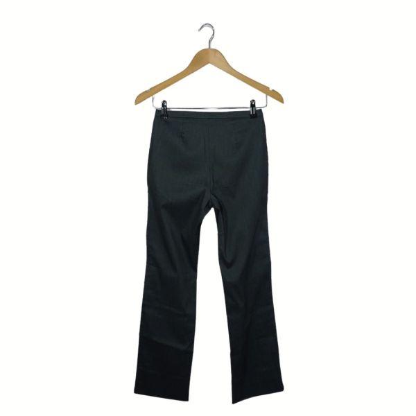 Calças cinza azulado - reCloset roupa em segunda mão