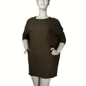 Vestido verde largo   reCloset roupa em segunda mão