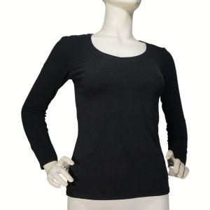 Camisola com decote em bico - reCloset roupa em segunda mão