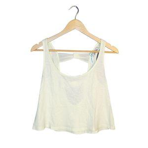 Top verde claro - reCloset roupa em segunda mão