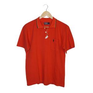 Polo vermelho - reCloset roupa em segunda mão