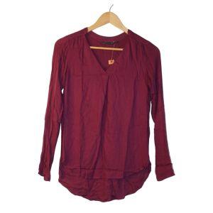 Blusa rosa velho de manga comprida - reCloset roupa em segunda mão