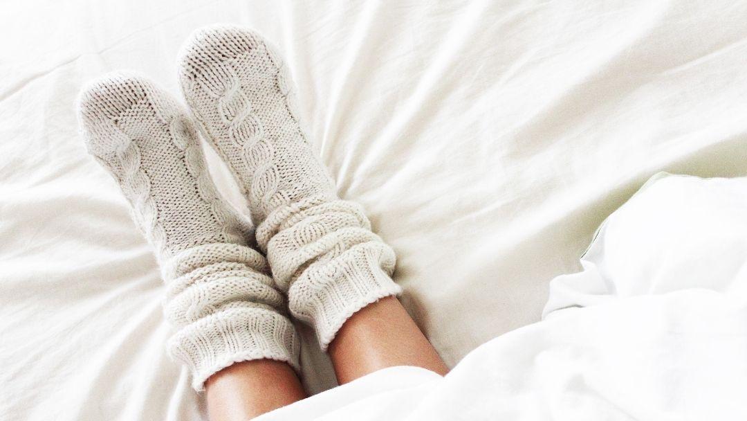 Meias – #4 Dos pés à cabeça