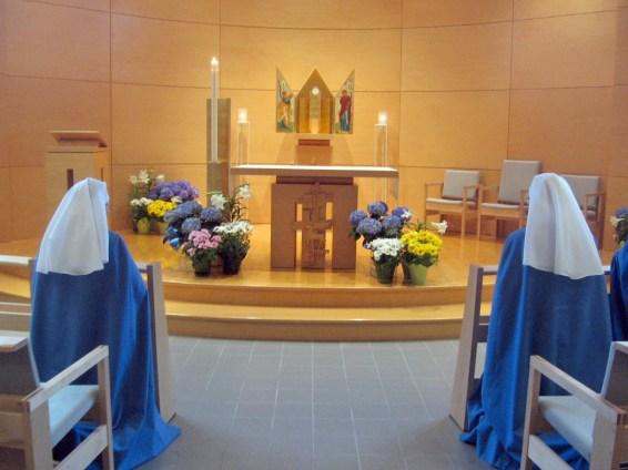 chapelle pâques