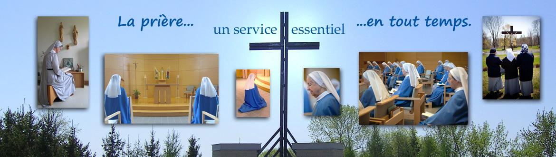 Prière un service essentiel