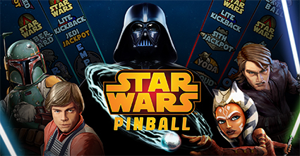StarWarsPinball+GReviews
