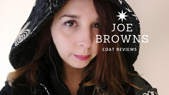 Joe Browns Coat Review