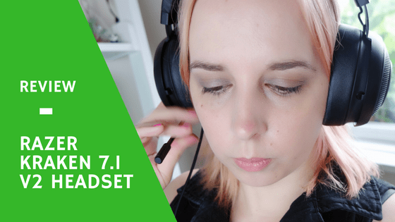 Razer Kraken 7.1 V2 Headset Review