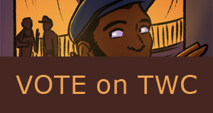 Recollection City vote incentive for TopWebcomics for page 41