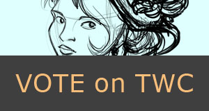 Vote incentive for Topwebcomics_Ivory art nouveau