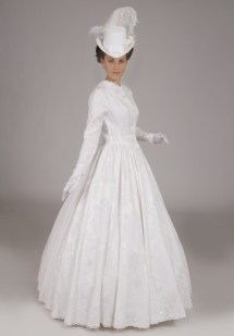 Antebellum Style Wedding Dress
