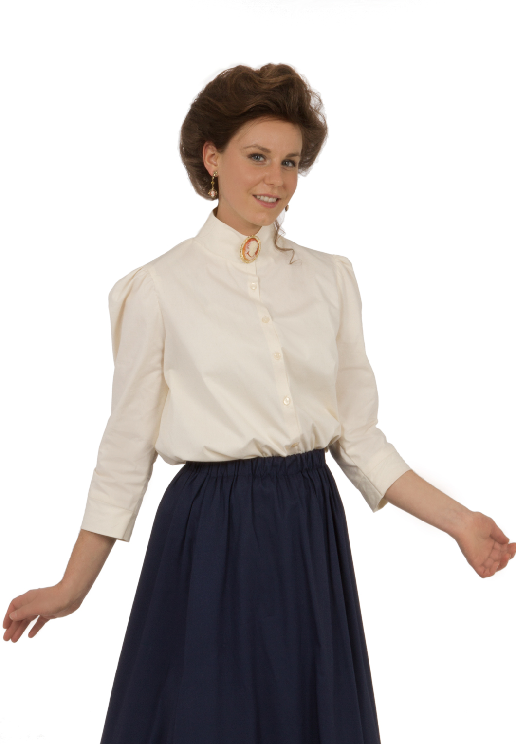 Victorian Edwardian Blouse  Recollections