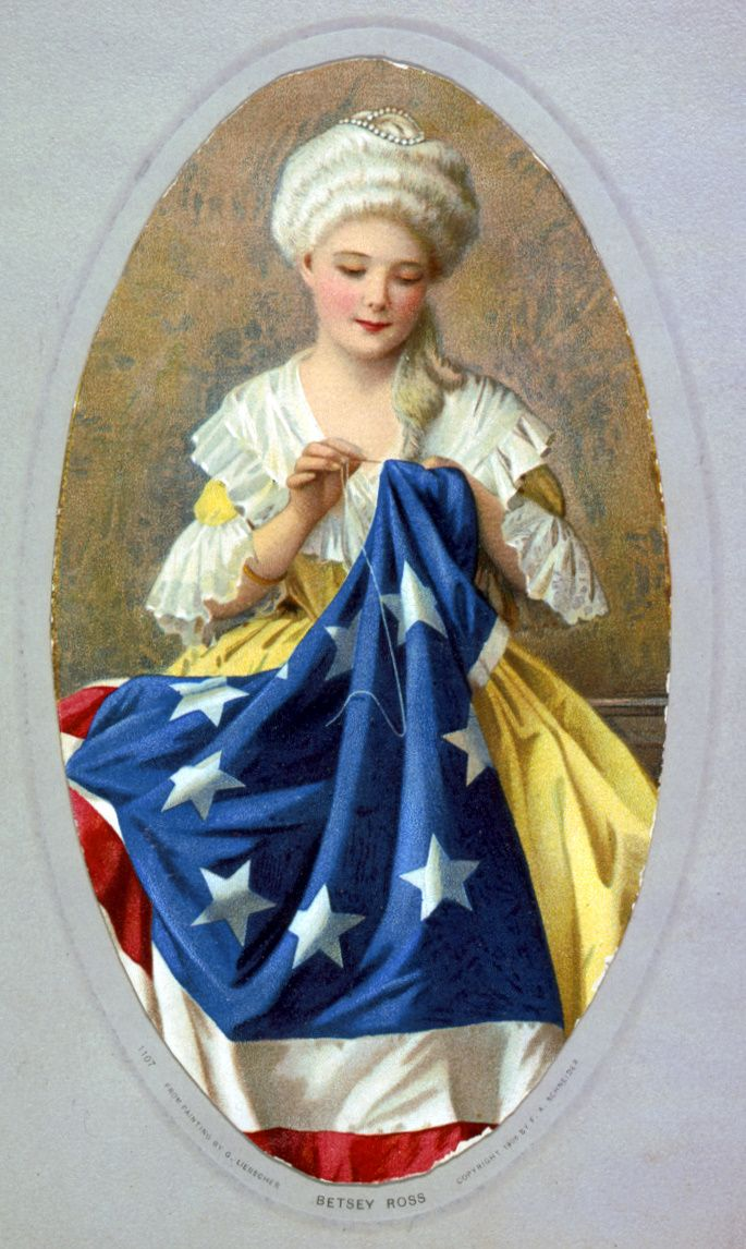 5 Facts About The Life Of Betsy Ross Recollections Blog