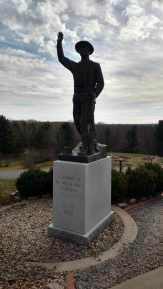 World War I veterans at the Highground