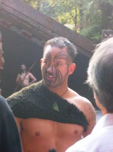 Maori-Krieger