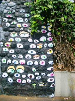 Graffitti - New Plymouth, Nordinsel