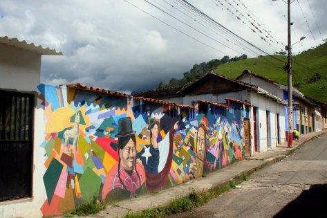 Eins meiner Lieblingsbilder - eines Künstlers aus Uruguay.