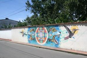Spiegel-Graffiti.