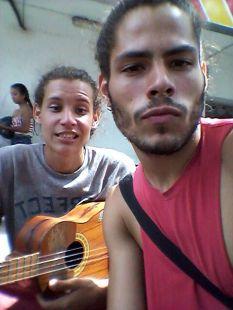 Horacio und Francisco, zwei verrückte und absolut klasse Venezolaner