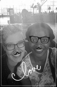 Jodi und ich - crazy love.