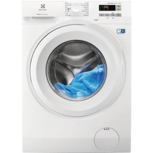 Masina de spalat rufe Electrolux EW6F527W, PerfectCare600, TimeManager, 7 kg, 1200 RPM, Clasa A+++, Alb reducere Emag