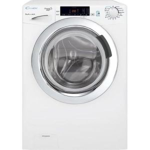Masina de spalat rufe rufe Candy GVS44138TWC3/2-S, 8 kg, 1300 RPM, Smart Touch, Clasa A+++, Alb reducere Emag