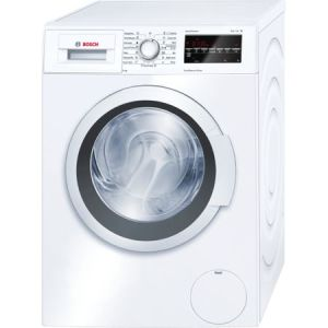 Masina de spalat rufe Bosch WAT24460BY, 8 kg, 1200 RPM, Clasa A+++, 60 cm, Alb reducere Emag