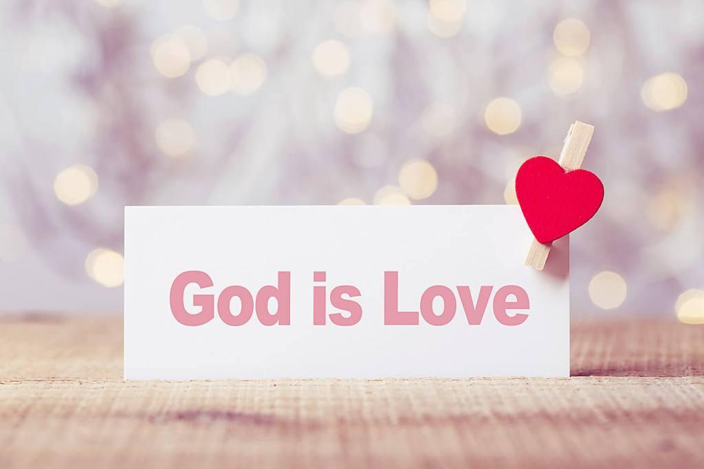 Dumnezeu e iubire