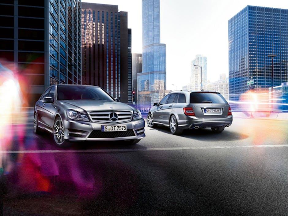 New 2013 Mercedes-Benz C-Class tweaks explained   Recombu