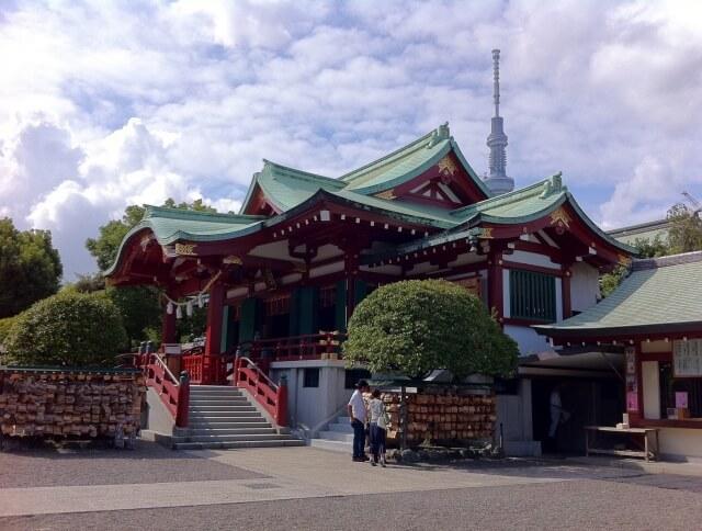 2021年亀戸天神社初詣の混雑状況や参拝時間は?屋台出店の情報や駐車場も紹介!