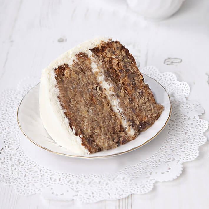 Keto Italian Cream Cake