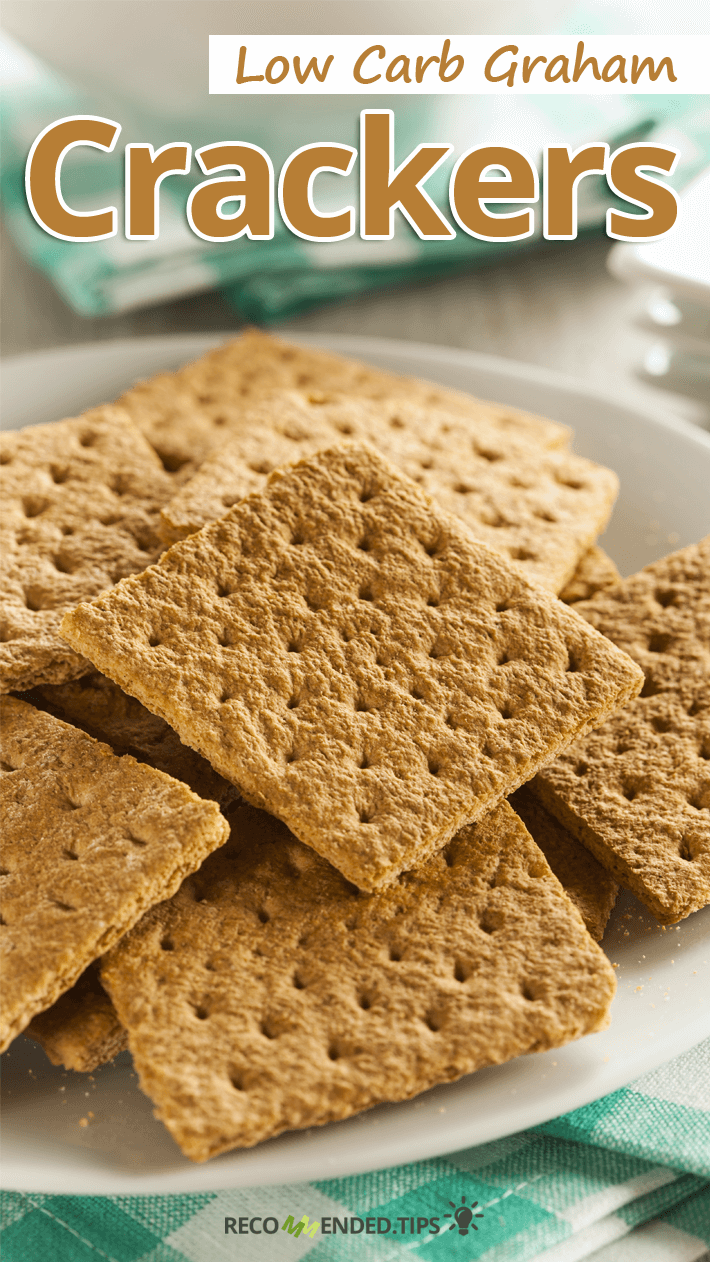 Low Carb Graham Crackers featured image