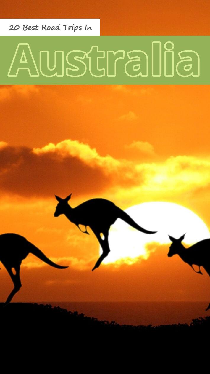 20 Best Road Trips In Australia