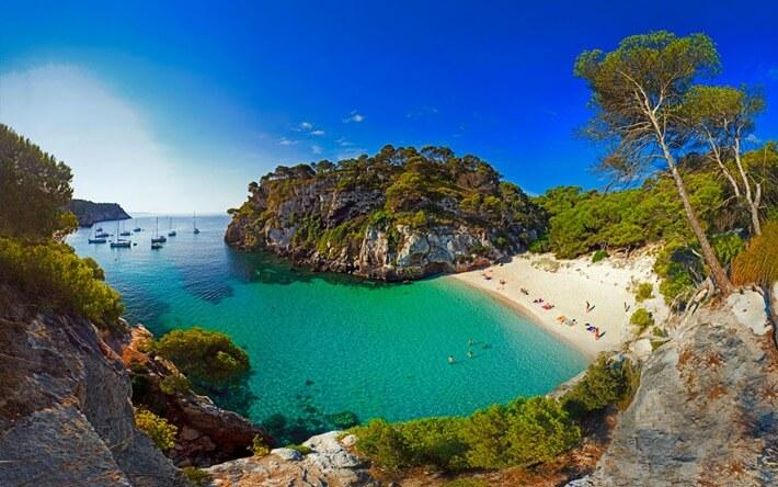 Macarelleta Beach, Spain
