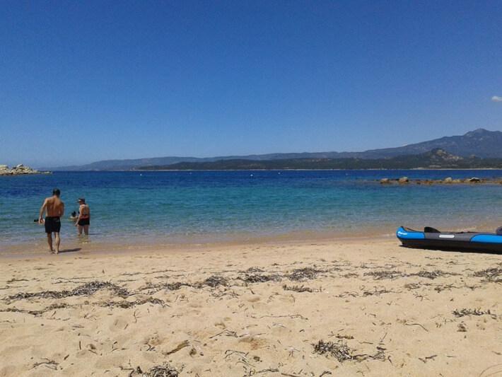 Pinarello Beach, Corsica